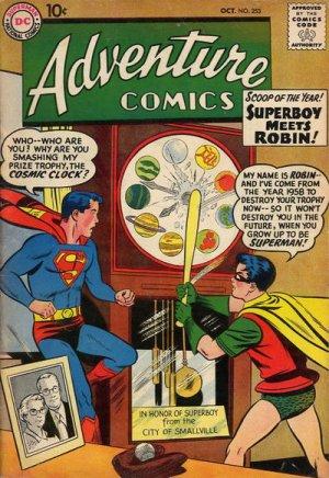 Adventure Comics # 253