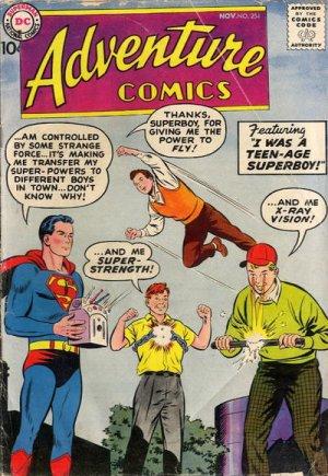 Adventure Comics # 254