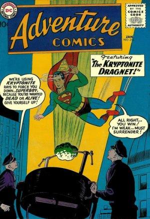 Adventure Comics # 256