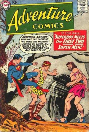 Adventure Comics # 257