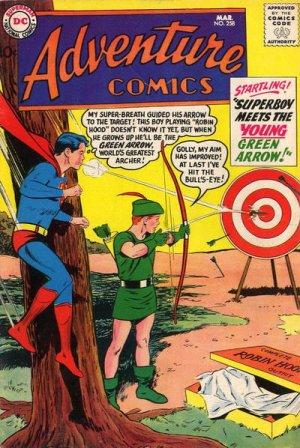 Adventure Comics # 258