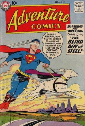 Adventure Comics # 259