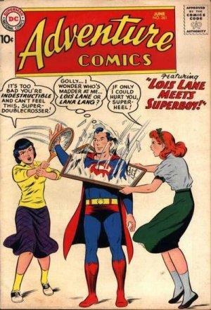 Adventure Comics # 261