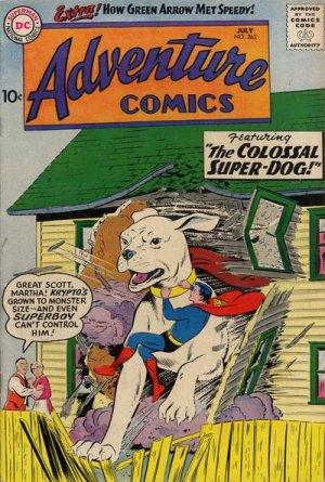 Adventure Comics # 262