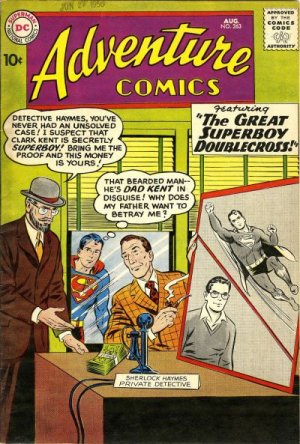 Adventure Comics # 263