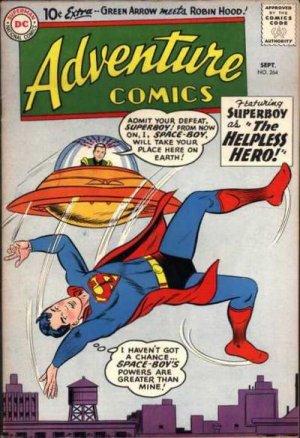 Adventure Comics # 264