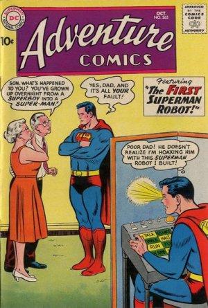 Adventure Comics # 265