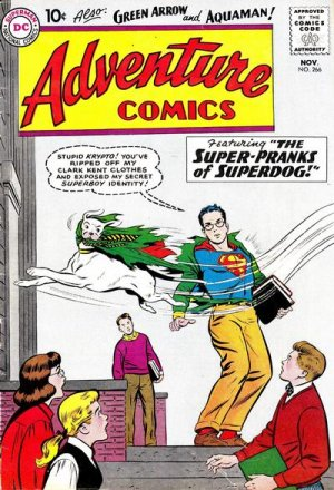 Adventure Comics # 266