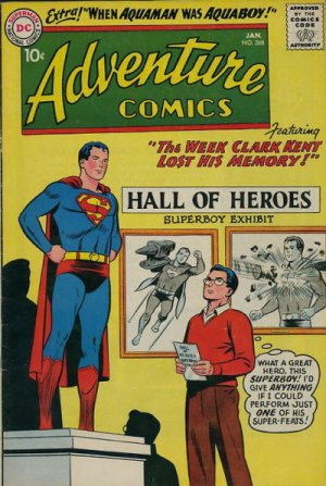 Adventure Comics # 268