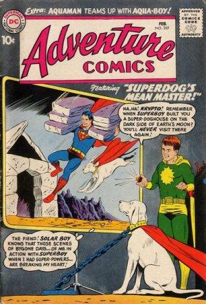 Adventure Comics # 269