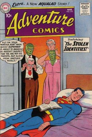 Adventure Comics # 270