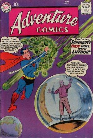 Adventure Comics # 271 Issues V1 (1938 à 1983)