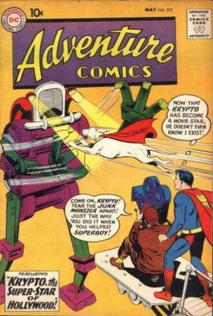 Adventure Comics # 272