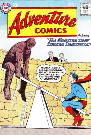 Adventure Comics # 274