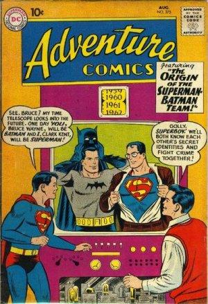 Adventure Comics # 275