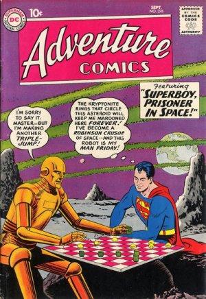 Adventure Comics # 276