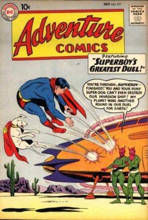 Adventure Comics # 277