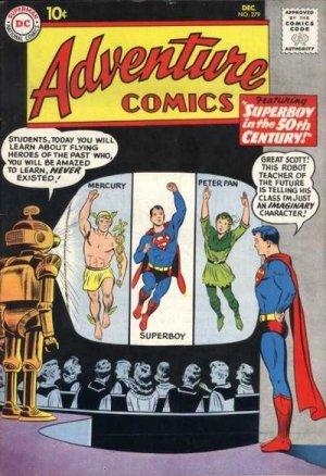 Adventure Comics # 279