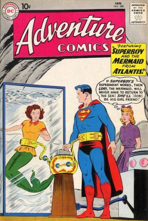 Adventure Comics # 280
