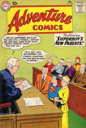 Adventure Comics # 281
