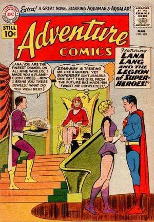 Adventure Comics # 282 Issues V1 (1938 à 1983)