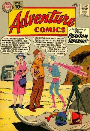 Adventure Comics # 283