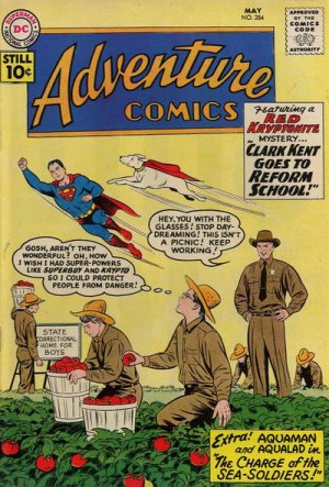 Adventure Comics # 284