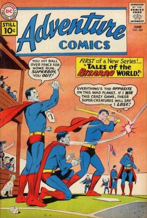 Adventure Comics # 285