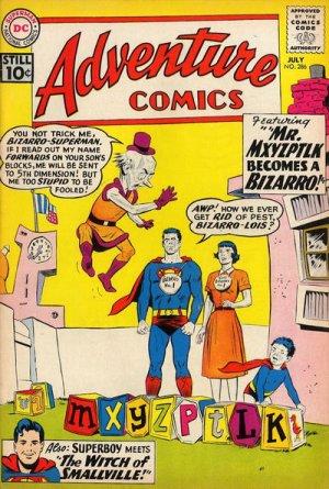 Adventure Comics # 286