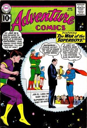 Adventure Comics # 287