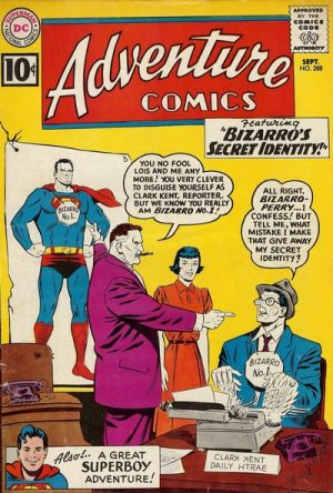 Adventure Comics # 288