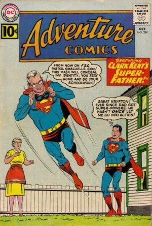 Adventure Comics # 289
