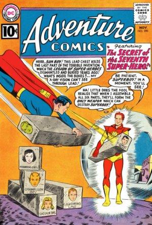 Adventure Comics # 290 Issues V1 (1938 à 1983)