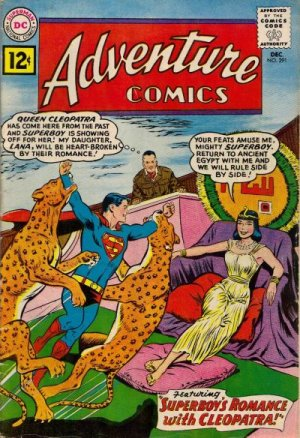 Adventure Comics # 291