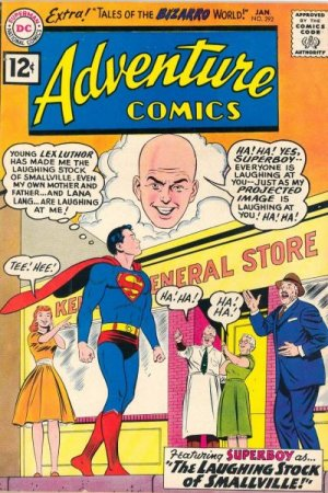 Adventure Comics # 292