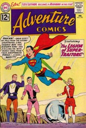 Adventure Comics # 293 Issues V1 (1938 à 1983)