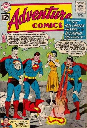 Adventure Comics # 294