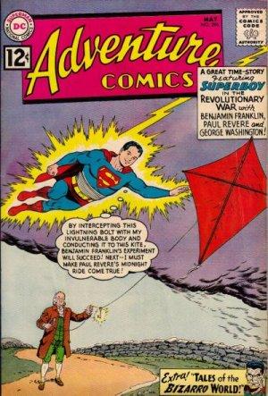 Adventure Comics # 296
