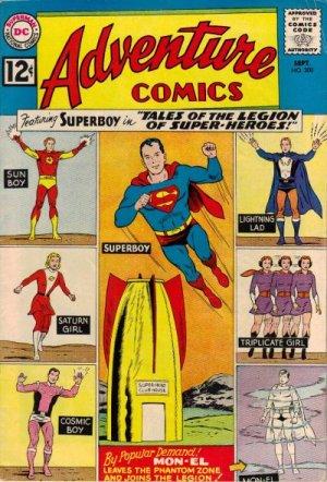 Adventure Comics # 300 Issues V1 (1938 à 1983)
