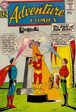 Adventure Comics # 302 Issues V1 (1938 à 1983)