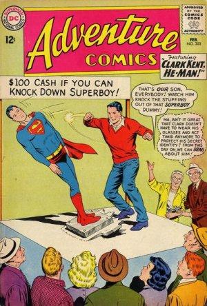 Adventure Comics # 305 Issues V1 (1938 à 1983)