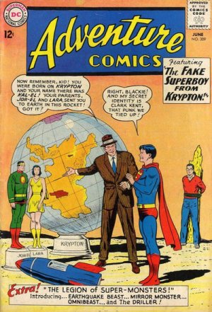Adventure Comics # 309 Issues V1 (1938 à 1983)