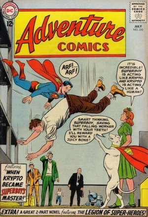 Adventure Comics # 310 Issues V1 (1938 à 1983)