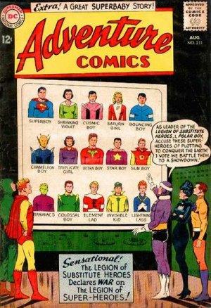 Adventure Comics # 311