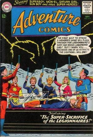 Adventure Comics # 312