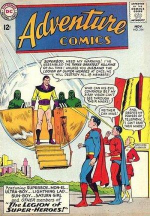 Adventure Comics # 314
