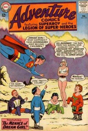 Adventure Comics # 317