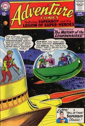 Adventure Comics # 318