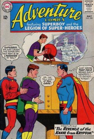 Adventure Comics # 320