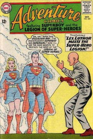 Adventure Comics # 325